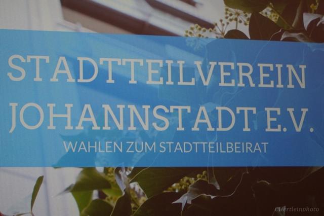 Wahl des 1. Dresdner Stadtteilbeirates