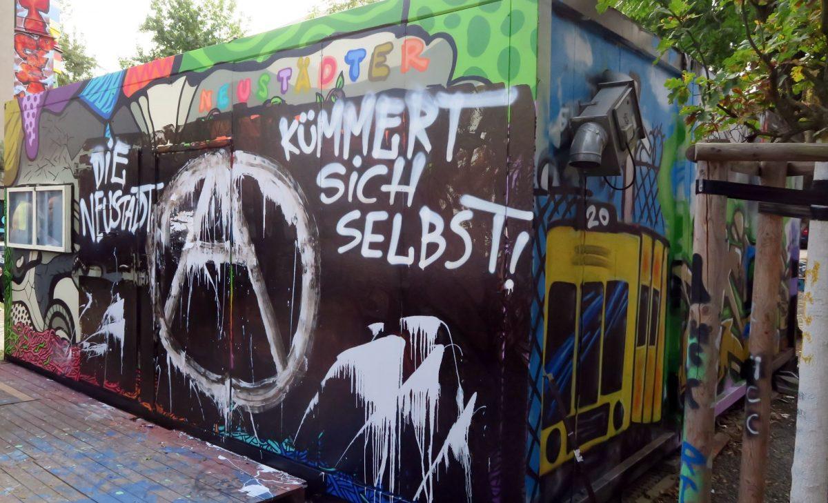 Ideen- und Projektfindung zur Entwicklung der Neustadt