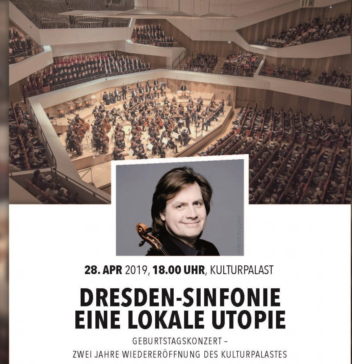 Dresden-Sinfonie, eine lokale Utopie