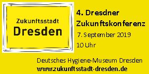 4. Dresdner Zukunftskonferenz stellt die acht deutschen Zukunftsstädte vor
