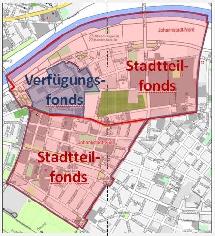 Geld für Projekte in der Johannstadt – Reichlich 37.000 EUR im Stadtteilfonds Johannstadt 2020