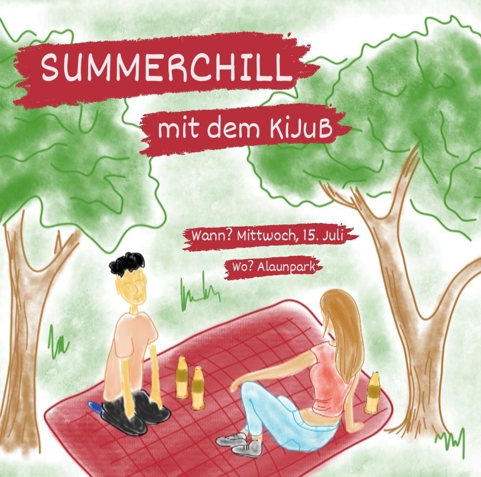 Summerchill mit dem KiJuB
