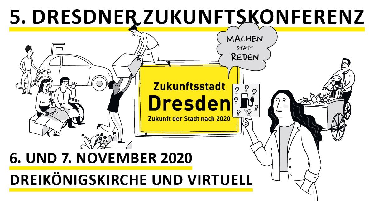 Ankündigung Zukunftskonferenz am 6. und 7 November