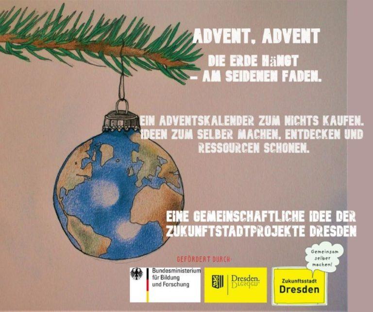 #Advent mit Zukunft – Adventskalender der Zukunftsstadtprojekte