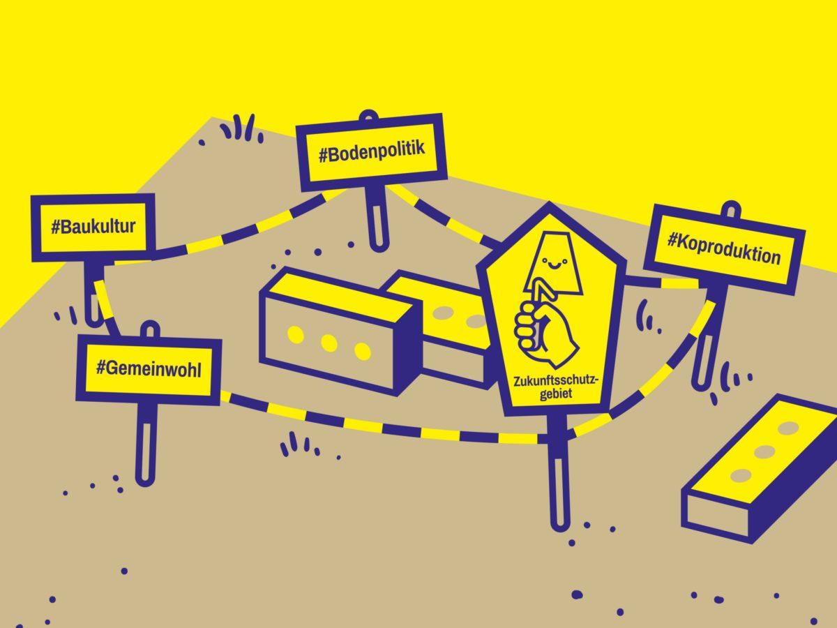 Neuen Raum für Zukunftsthemen gemeinsam gestalten – neues Volkshaus Cotta