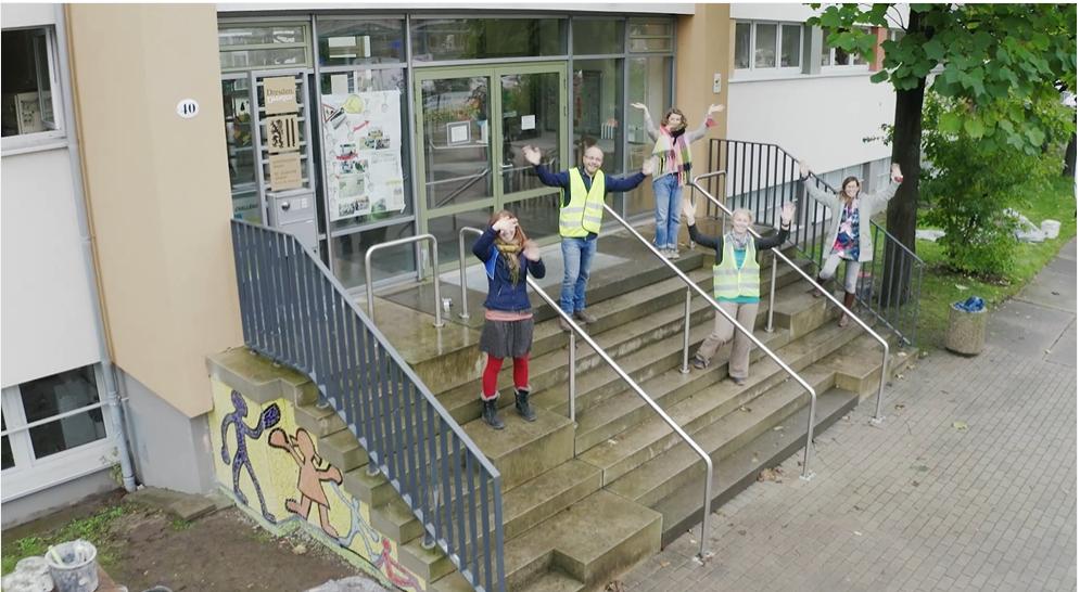 """Lebensraum gemeinsam gestalten – Film zum """"Lebensraum Schule"""""""