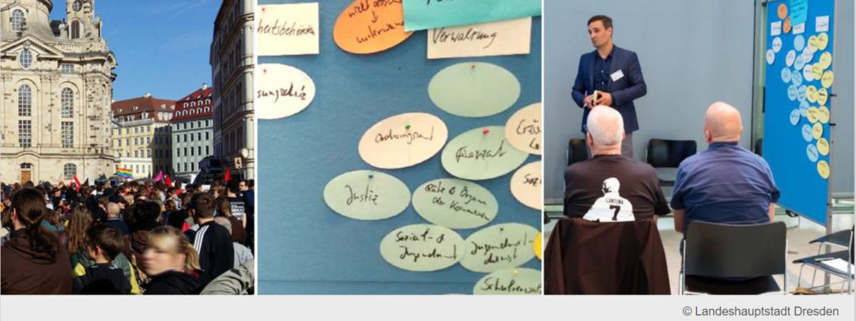 """Demokratiekonferenz """"Mehr Demokratie leben!"""" – Auftakt zur Fortschreibung des Lokalen Handlungsprogramms"""