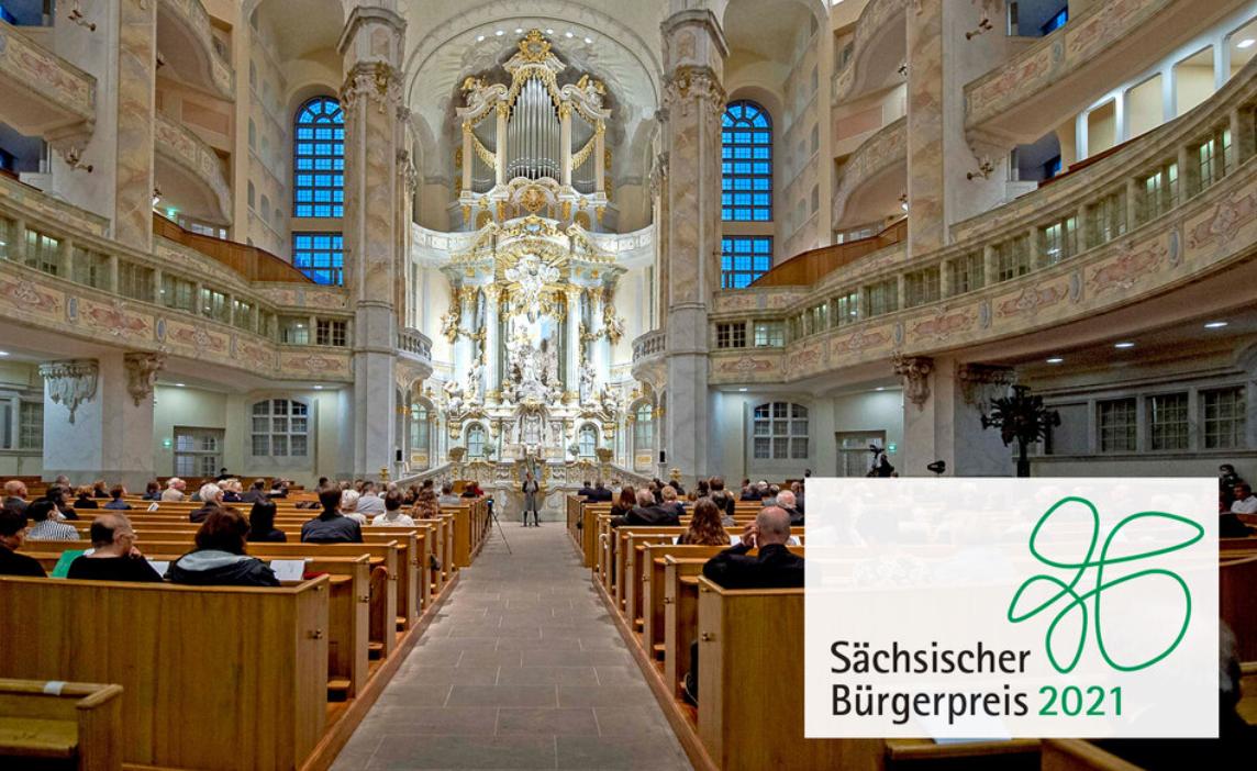 """Verleihung des 11. Sächsischen Bürgerpreises – """"Zur Tonne"""" ist nominiert!"""